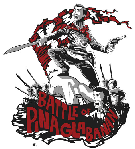 Bayani-art-Battle-of-Pinaglabanan