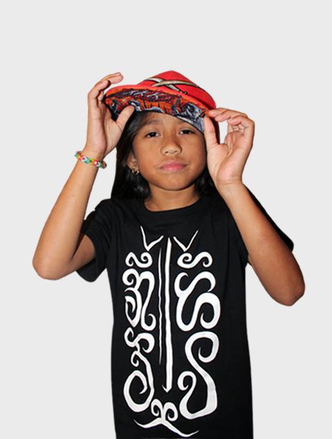 Gerilya Barong Kids