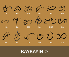Baybayin Alibata