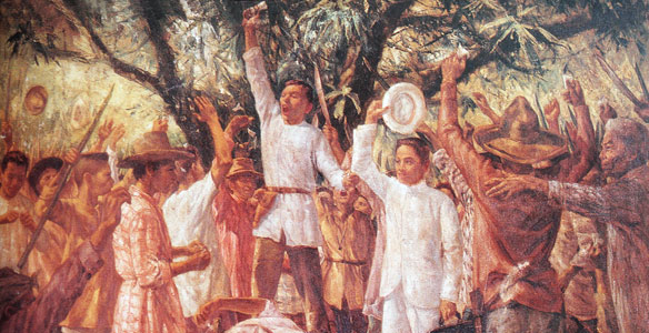 1896 Cry of Caloocan