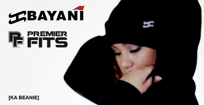 """KA Beanie"" Bayani Art X Premiere Fits"