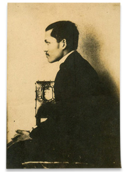 Photo of Jose Rizal