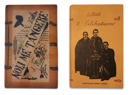 Noli Me Tangere and El Filibusterismo