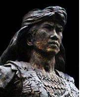 Rajah Mura (Sulayman III) Sculpture