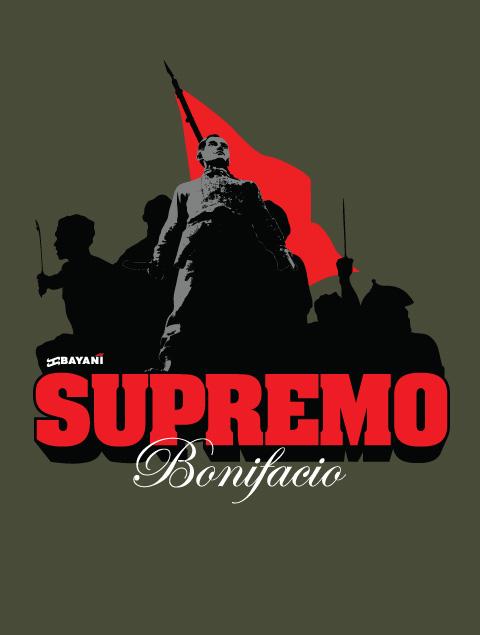 Supremo andres bonifacio