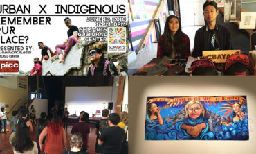 Bayani art Urban X Indigenous
