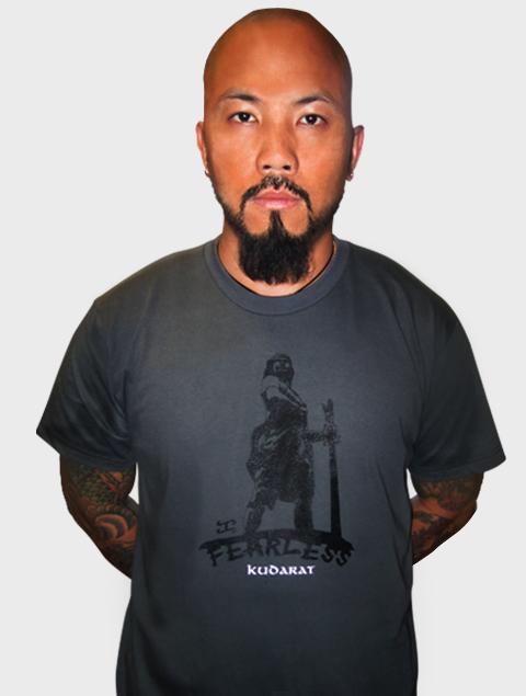 Fearless Sultan Kudarat Bayani art Savan