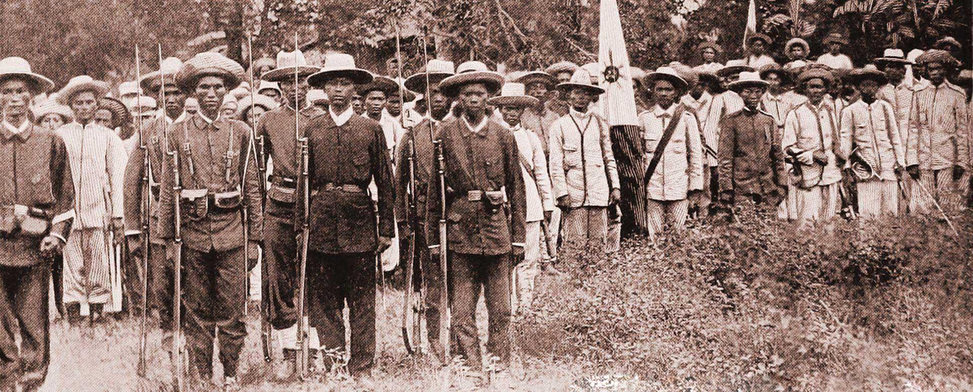 Bayani-art-Philippine-Republic-Army-Kasaysayaan