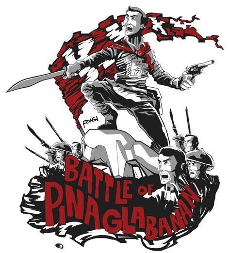 Bayani-art-Battle-of-Pinaglabanan