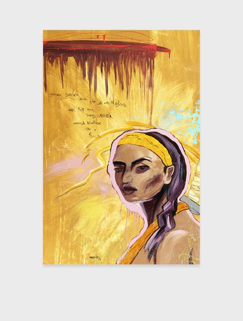 Young Gabriela Silang Print