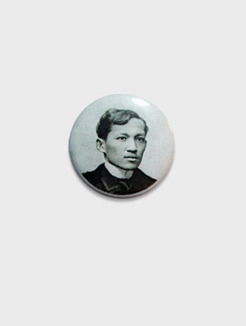 Jose Rizal Pin
