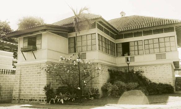 Rizal's family home in Calamba, Laguna