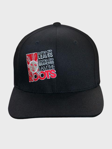 Roots cap
